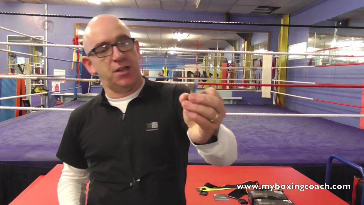 Measuring Boxing Performance - Everlast with PIQ