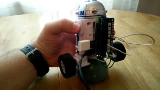 r2p10 toy hacking with raspberry pi zero