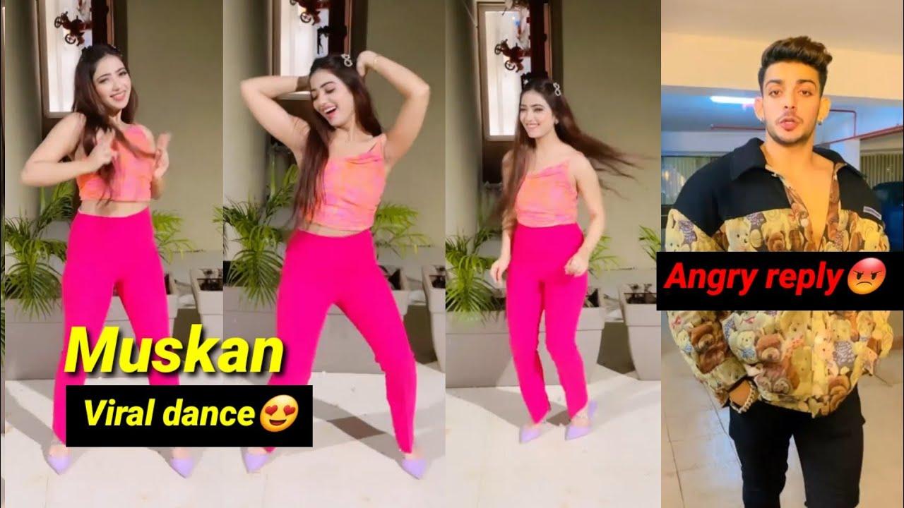 Download Muskan Sharma new look viral dance😍   Shadab khan and shalini reply