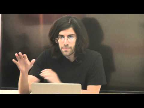 Aaron Swartz: How We Stopped SOPA