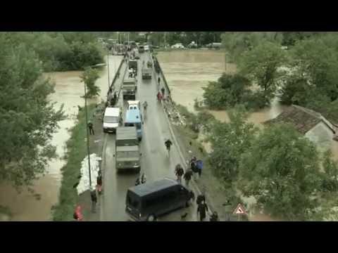 Unprecedented Floods in Serbia