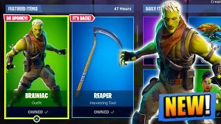 "MALE ""GHOUL TROOPER SKIN"" + REAPER PICKAXE GAMEPLAY!! (Fortnite Battle Royale)"