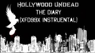 Hollywood Undead - The Diary (xFD99x Instrumental)