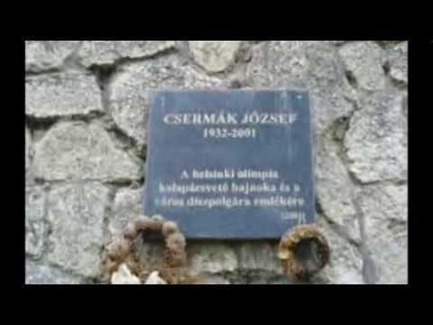 Tapolca Élményeim Városa Videó Stúdió bemutatja - Csermák József emlékére.