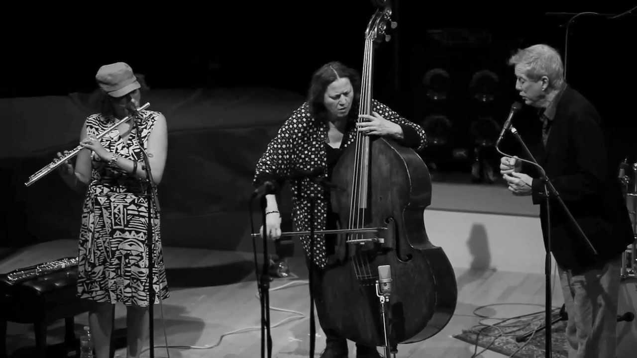 Premiere (Nicole Mitchell, Joelle Leandre, Thomas Buckner) - Vision Festival 17- June 16 2012