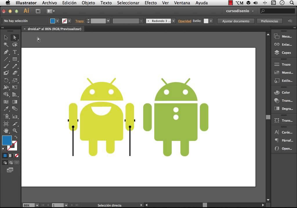 3 caja de herramientas illustrator cs6 youtube - Cajas de erramientas ...