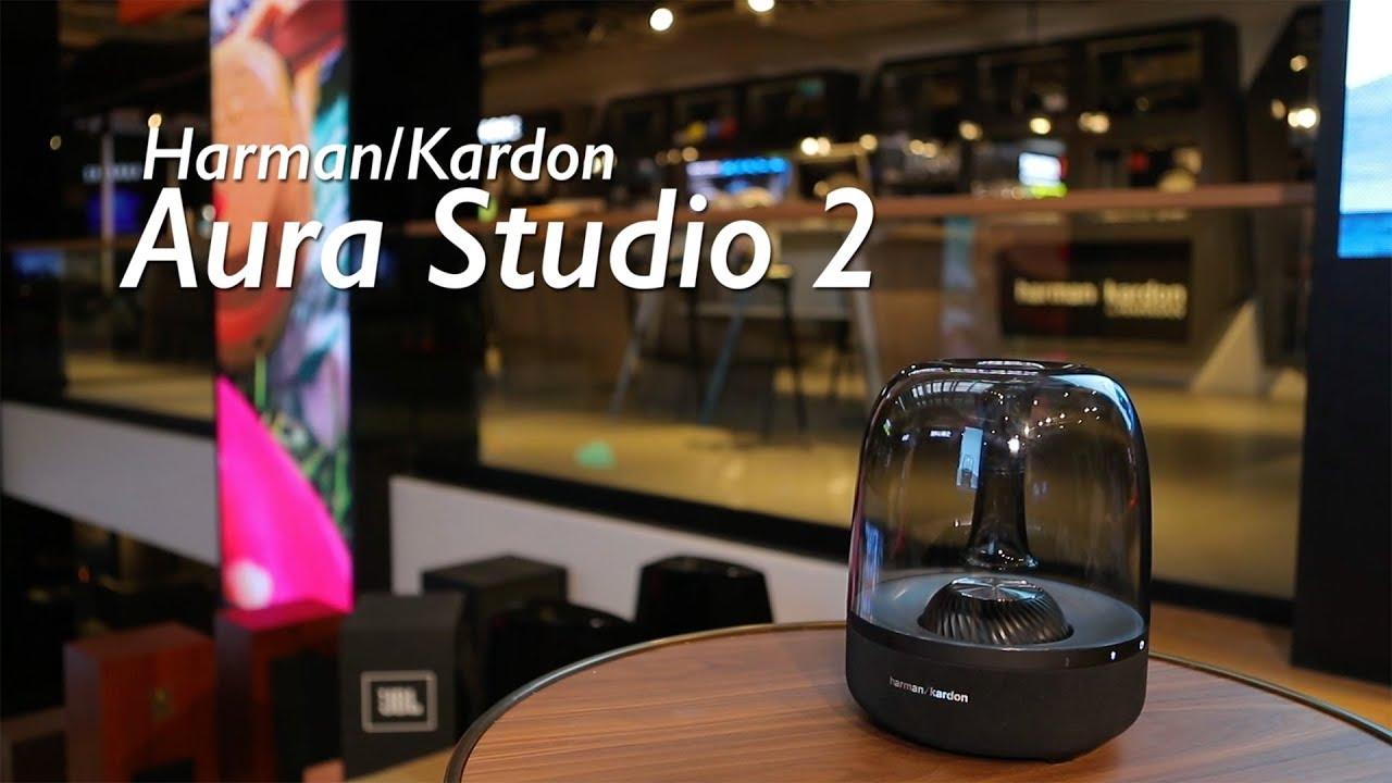 รีวิว Harman Kardon Aura Studio 2 ลำโพงบลูทูธดีไซน์สุด