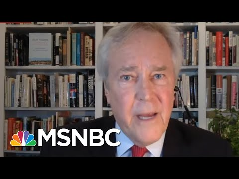 Bush, Obama Admin. Had 'Eloquent & Detailed' Pandemic Playbook Which Trump Ignored | All In | MSNBC