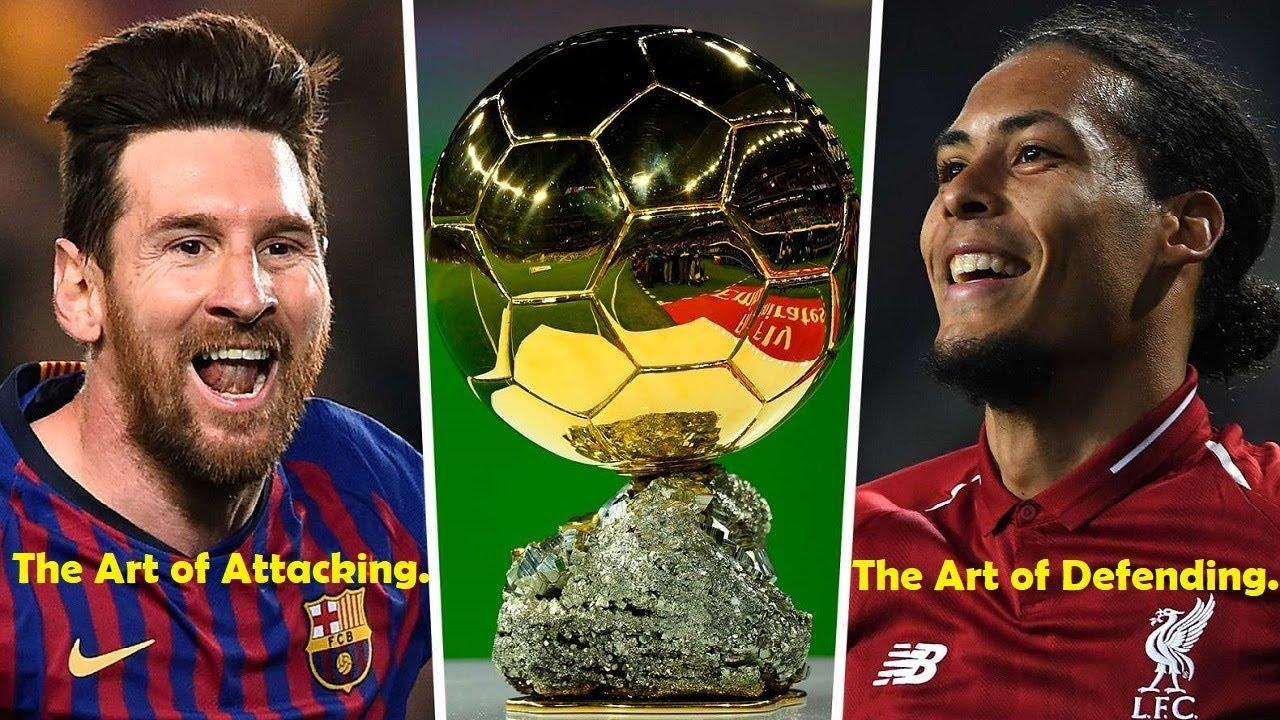 Lionel Messi Vs Virgil Van Dijk Who Deserves Ballon D Or 2019 Youtube