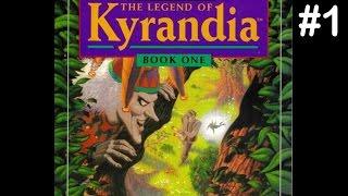 Прохождение The Legend of Kyrandia #1: Добываем Амулет