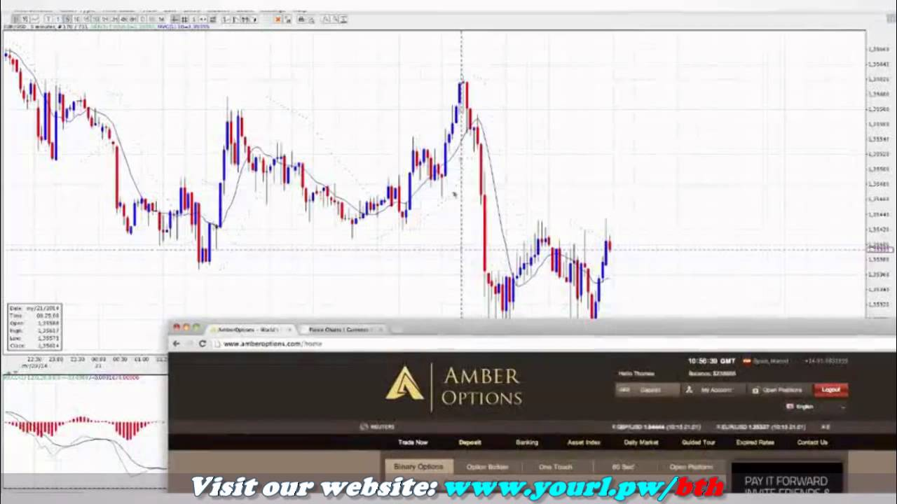 Binary options trading software that works