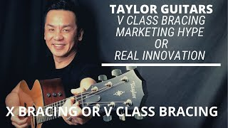 V CLASS BRACING -TAYLOR 314CE GUITAR REVIEW IN SINGAPORE