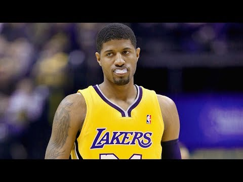 Paul George Tells Pacers He