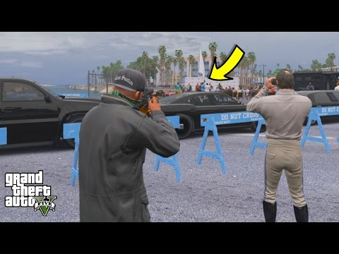GTA 5 REAL LIFE MOD #221 REVENGE ON THE CHINESE MAFIA
