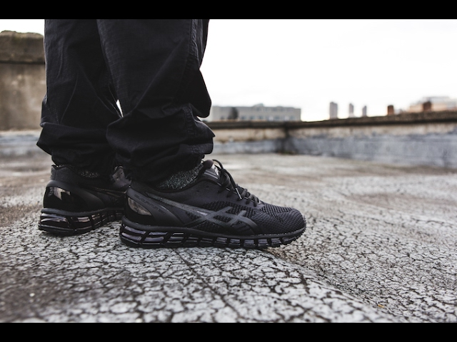 Corchete Confusión munición  ASICS GEL QUANTUM 360 KNIT - AVAILABLE NOW - YouTube