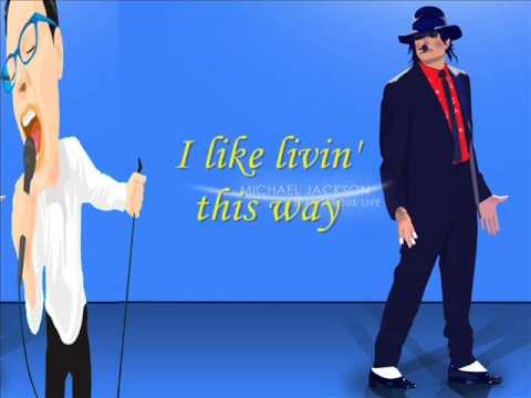 Sing Ft. Michael Jackson Human Nature (Duet Karaoke)