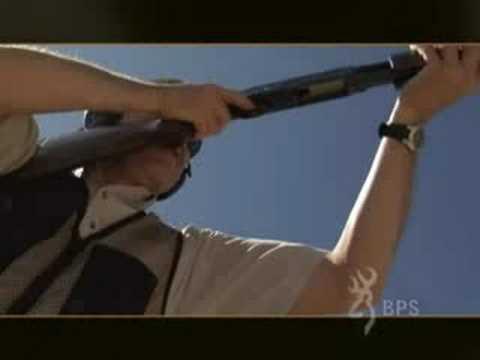 Browning BPS Pump Shotgun video