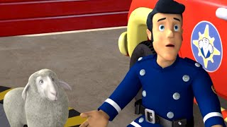 New Fireman Sam 🌟 Elvis' Sheep! 🐑 ❄️Christmas Special 🎄🔥Kids Movie