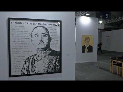 شاهد: معرض مدريد للفن المعاصر في دورته 39 يفتتح أبوابه  - نشر قبل 2 ساعة