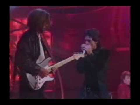 Rolling Stones and Eric Clapton - Little Red Rooster - Atlantic City 1989