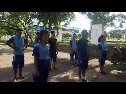 Senam Indonesia Jaya XI MIPA 8