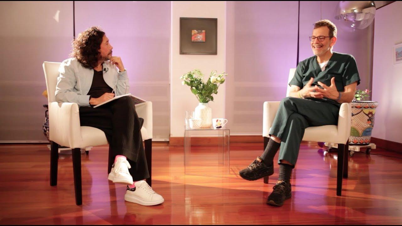 Dr. Santiago Rojas Parte 2 (Marlon Becerra Entrevista)