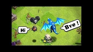 Top coc funny moments | electro dragon funny video | Clash Of Clans funny videos