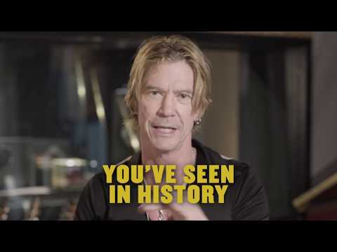 Duff McKagan – Don't Look Behind You (Track Commentary)
