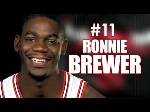 Chicago Bulls Video File 10-11: Ronnie Brewer