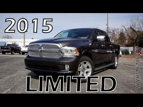 2015 Ram 1500 Laramie Limited Ultimate In Depth Look