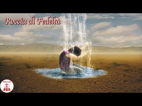 ROCCIA DI FEDELTA' Karaoke Versione strumentale testo Musica Cristiana Canti Religiosi