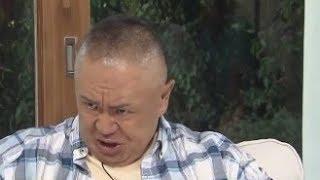 日馬富士より怖い 貴ノ岩に厳しい貴乃花親方のモノマネをする松村邦洋 ...