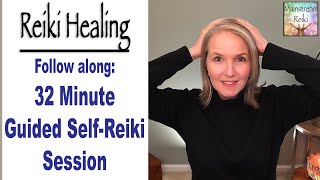32 Minute Guided Self-Reiki Session