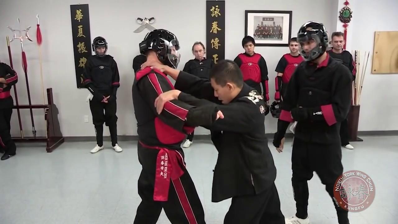North York Wing Chun 2015 Annual grading