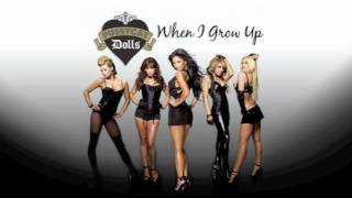 The Pussycat Dolls - When I Grow Up (Extended Instrumental)