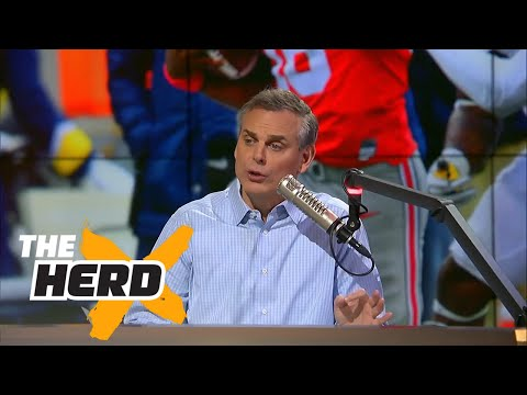 Packers beat the Eagles in Week 12 of the 2016-17 season - Colin isn't impressed | THE HERD