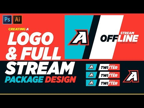 Creating A Simple Logo & Clean Stream Package Design
