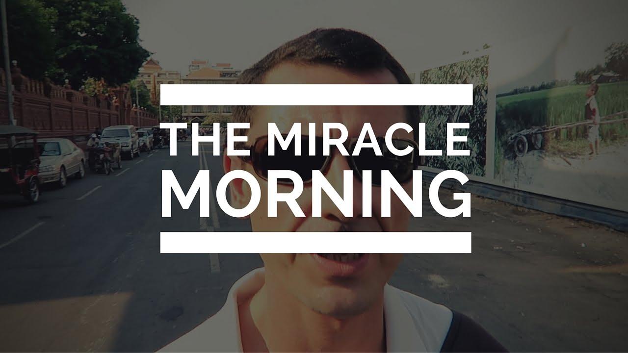 The Miracle Morning, mon résumé en français - YouTube