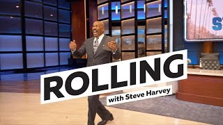 Rolling With Steve Harvey!