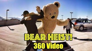 Bear Heist! #360 VR Experience! thumbnail