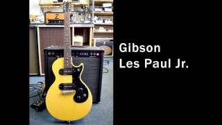 Dr. Z Cure Level Control Demonstration w/ Les Paul Jr.