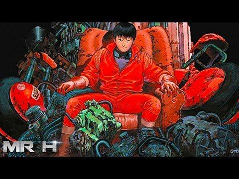 NEW Akira Anime Series From Otomo & 4K Remaster