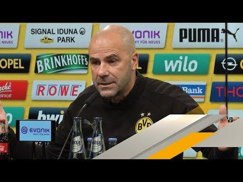 Derby-Ultimatum der BVB-Bosse? Das sagt Peter Bosz | SPORT1