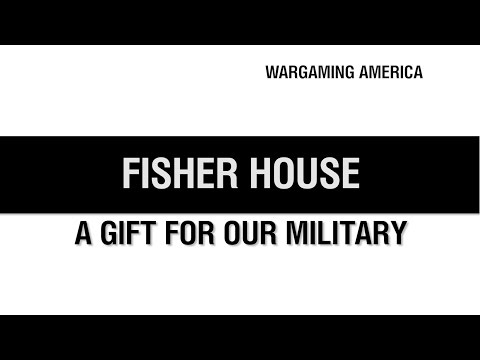 The Fisher House - World Of Tanks