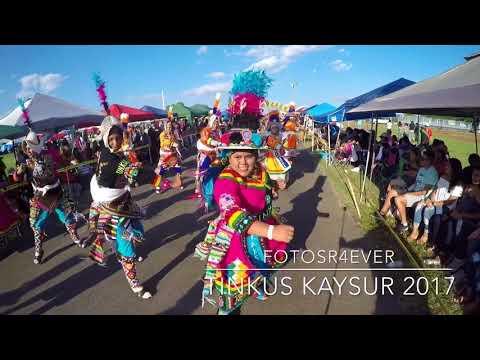 Tinkus Kaysur Festival Boliviano de Va Usa 2017 HD 1080