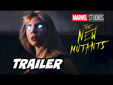 Marvel New Mutants Trailer - Marvel Phase 4 X-Men Easter Eggs Breakdown