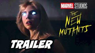 Marvel New Mutants Trailer - Marvel Phase 4 X-Men Easter Eggs Breakdown
