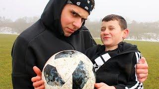 ARMIN vs BENJA (Fodbold Challenges)