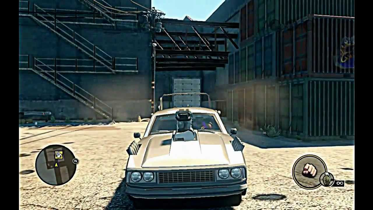Cars On Saints Row  With Pic