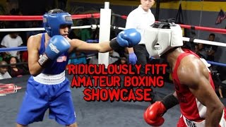 "RIDICULOUSLY FITT AMATEUR BOXING SHOWCASE ""PHILLY"" (2/25/17)"